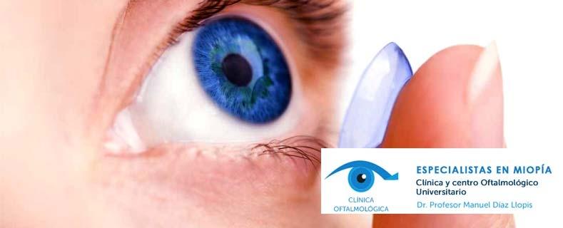 ba841bafb0c94 Lentillas de contacto  problemas asociados a un mal uso de las lentillas